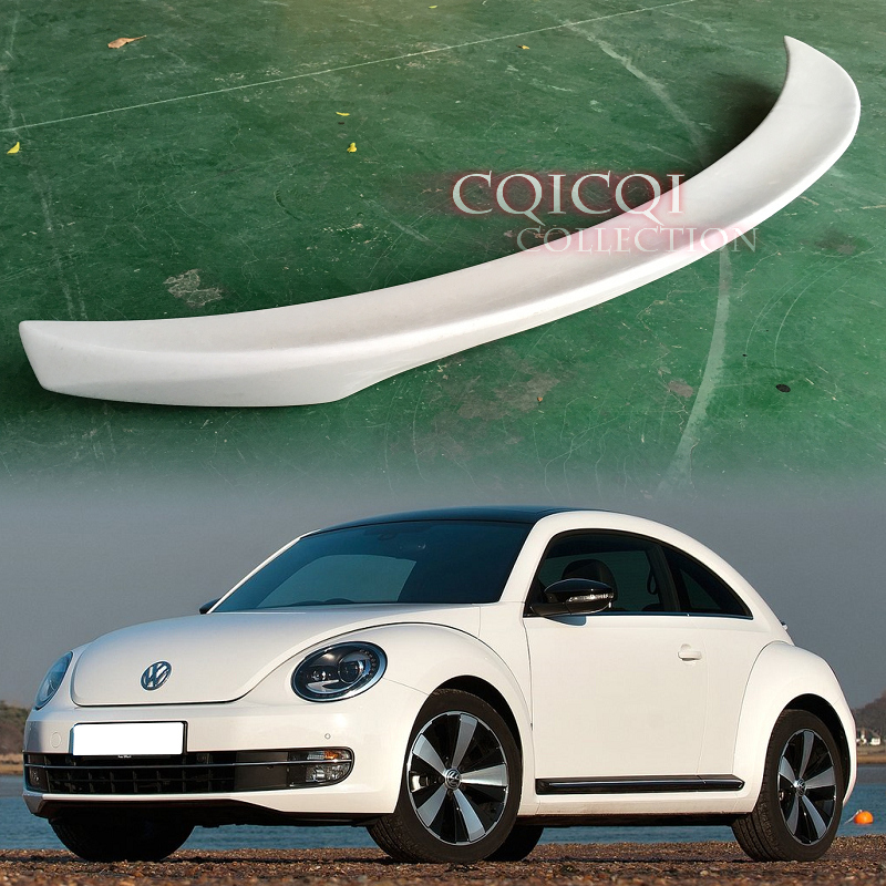 Details About Painted Vw 12 18 Beetle Coupe Cabriolet Trunk Spoiler All Color